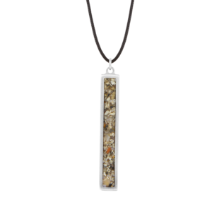 Luxe Dune Bar Necklace