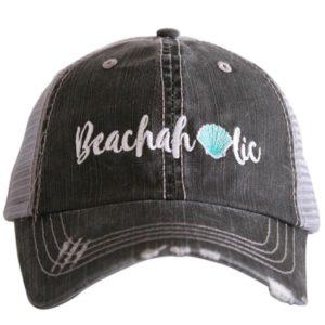 Katydid Wholesale Katydid Beachaholic Wholesale Trucker Hats