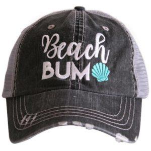 Katydid.com Beach Bum (SHELL) Trucker Hat