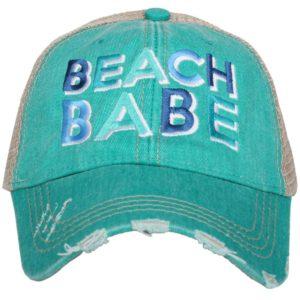 Katydid.com Katydid Beach Babe Women's Trucker Hats