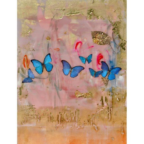 Butterfly Sunset Cuff