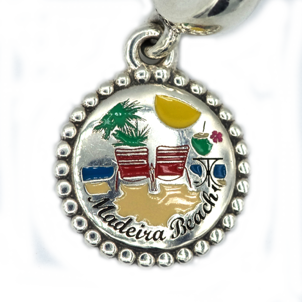 madeira beach pandora exclusive charm