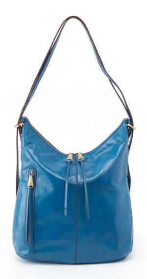 leather Merrin Bayou Backpack by hobo the original