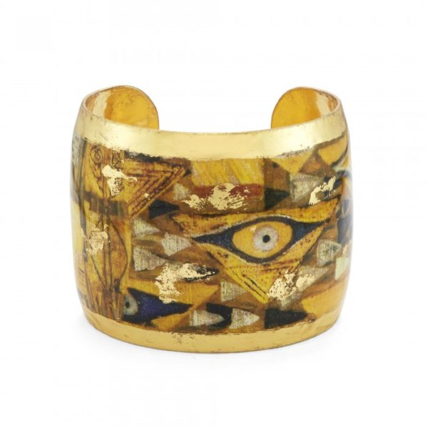 Golden Eye Cuff