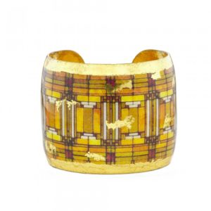 Stained Glass Cuff