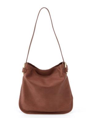 leather Chaz Woodlands Shoulder Bag by hobo the original