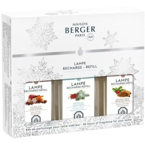 winter trio pack lampe berger maison berger air purifier home fragrance