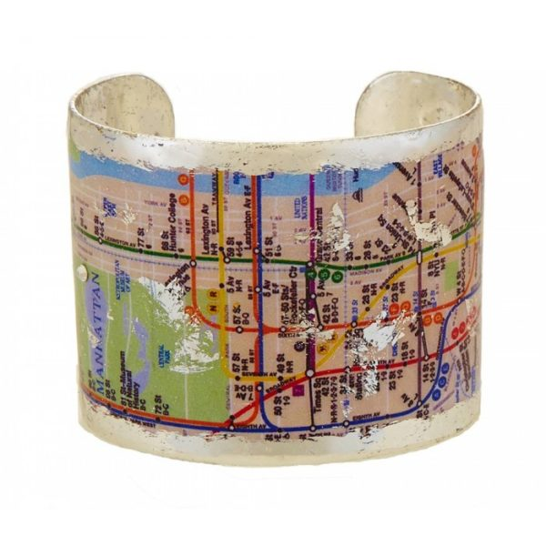 NYC Subway Cuff