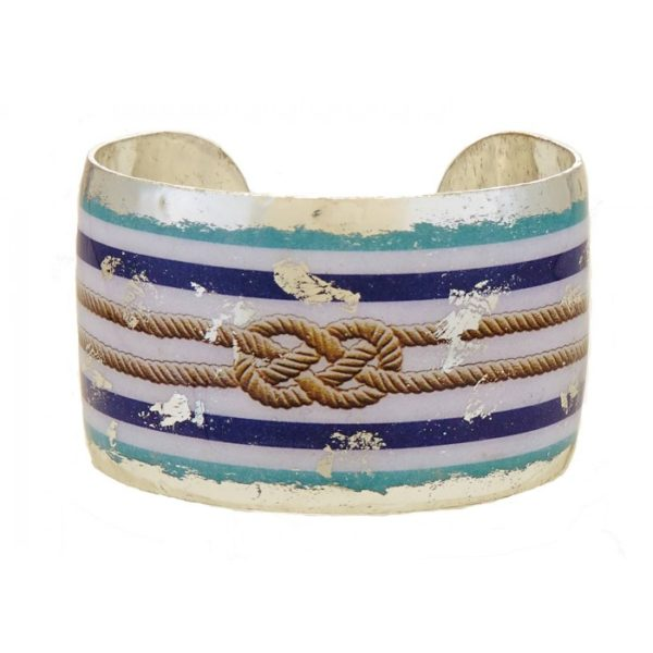Nautical Knot Cuff
