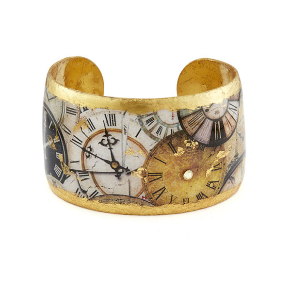 Time After Time Cuff - 1.5 inch
