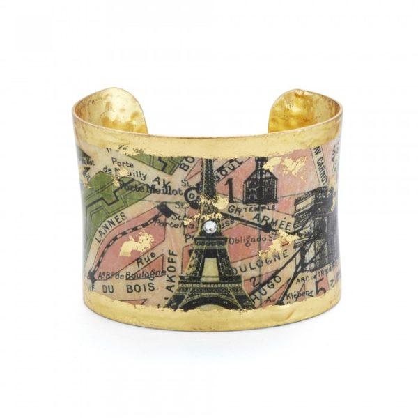 Vintage Paris Corset Cuff