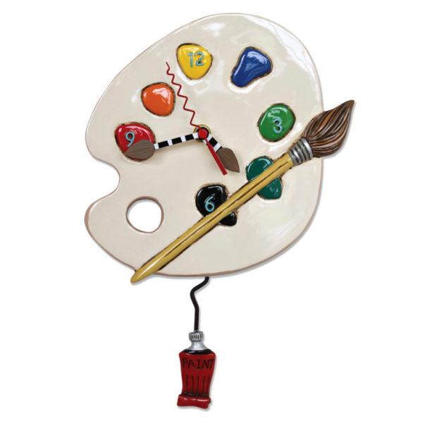 art time clock by allen designs