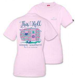 This Is How We Roll tee shirt by simply southern