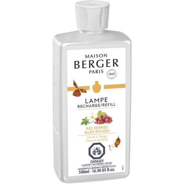 RED BERRIES LAMPE BERGER MAISON BERGER HOME FRAGRANCE AIR PURIFIER