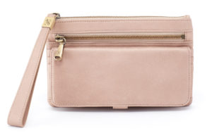 leather Roam Twilight Clutch by hobo the original