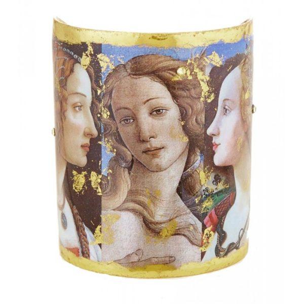 """Renaissance Women Cuff - 3"""""""