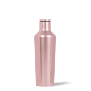 Corkcicle Rose Metallic 16oz Canteen