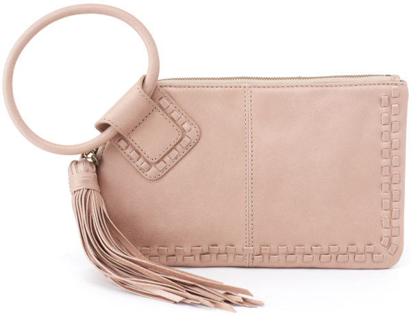 leather Sable Twilight Wristlet by hobo the original