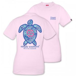 Save The Turtles Shell tee shirt by simply southern