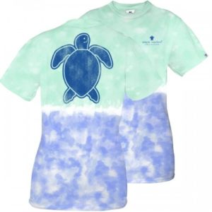 Save The Turtles Washed Island tee shirt by simply southern