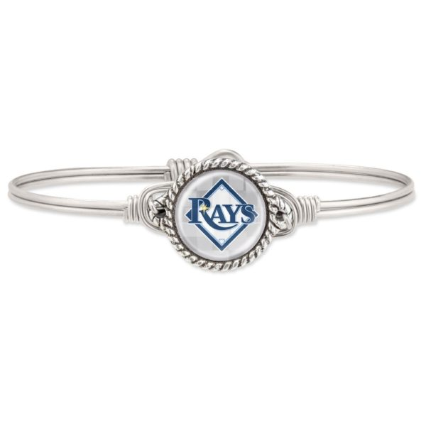 Tampa Bay Rays Bangle Bracelet by luca and danni