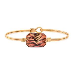 Dylan Bangle Bracelet in Tiger