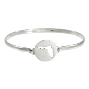 Silver Florida Bracelet