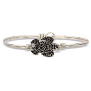 Sea Turtle Bangle Bracelet handmade by luca+ danni