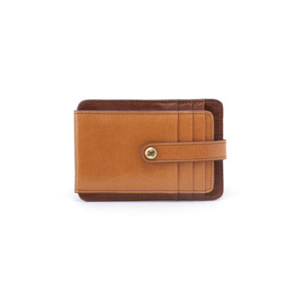 ACCESS WALLET IN HONEY BY HOBO THE ORIGINALS