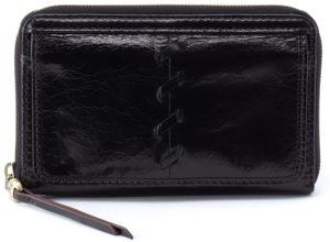 Elm French Wallet Black