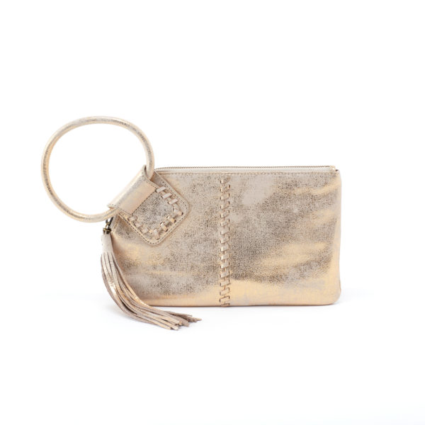 SABLE IN DISTRESSED GOLD BY HOBO THE ORIGINALS