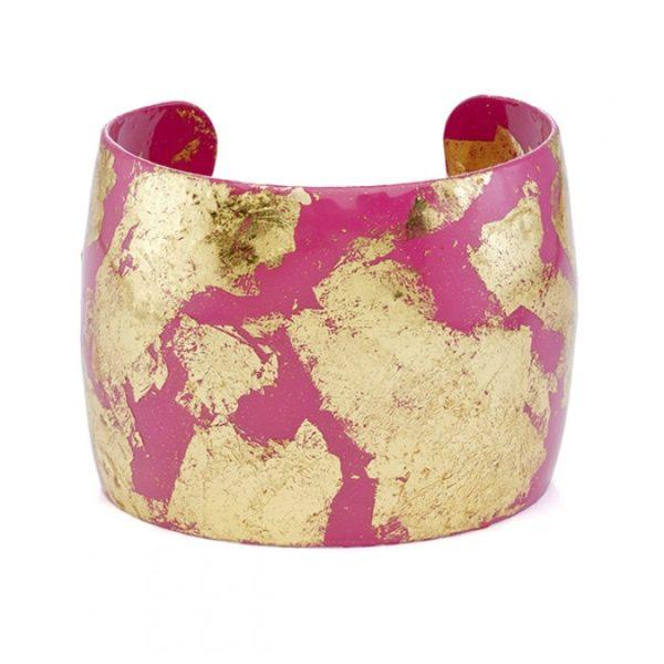 Island Cuff - Pink