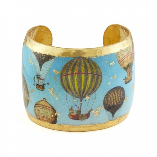 French Balloons Cuff - 1.5""