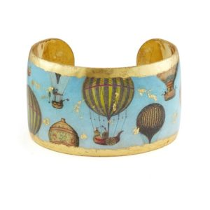 """French Balloons Cuff - 1.5"""""""