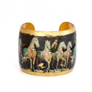 Cavalli Horse Cuff