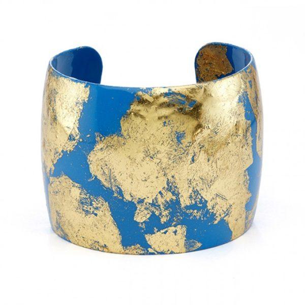 Island Cuff - Blue