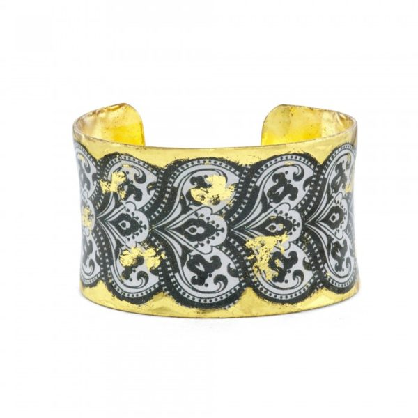 New Orleans Corset Cuff