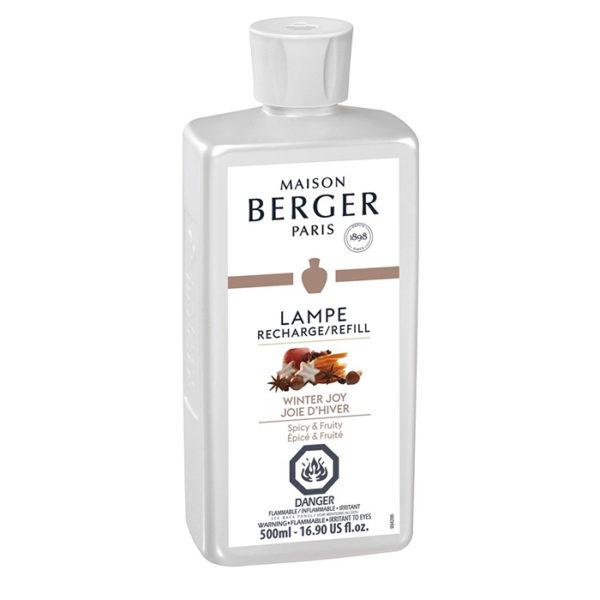 Winter Joy home fragrance air purifier by lampe berger maison berger
