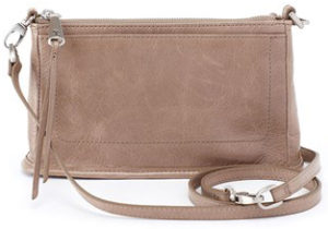 leather Cadence Cobblestone Crossbody by hobo the original