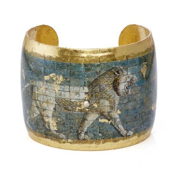 Babylonian Lion Cuff