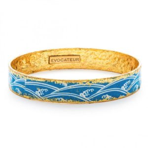 Blue Tide Bangle