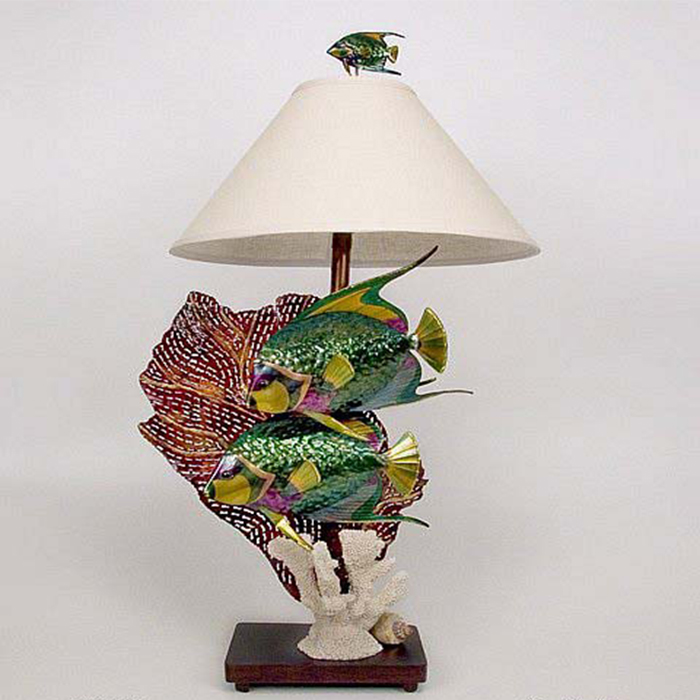 Marine Life Lamps