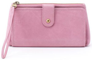 Cleo Lilac Wristlet by hobo the original