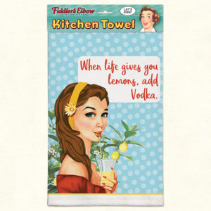 """WHEN LIFE GIVES YOU LEMONS. ADD VODKA"""