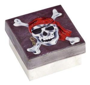 KUBLA CRAFTS pirate capriz box