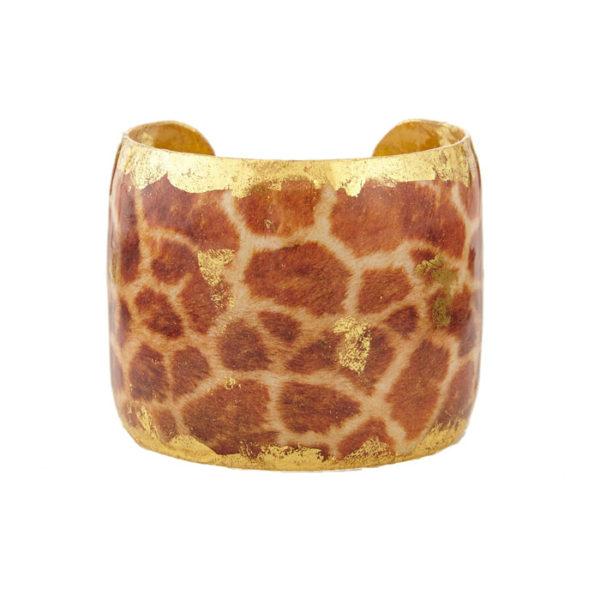 Giraffe Print Cuff