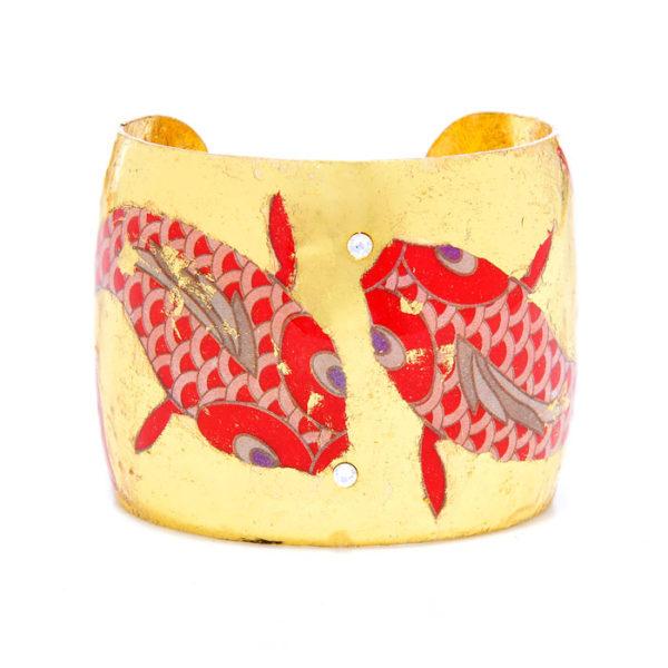 Goldfish Cuff