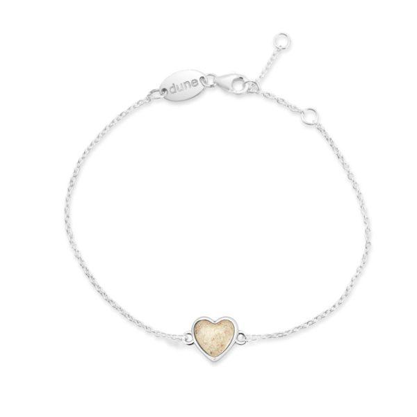 Heart Delicate Destinations Bracelet