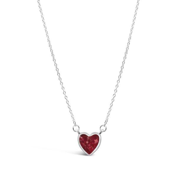 Heart Delicate Destinations Necklace