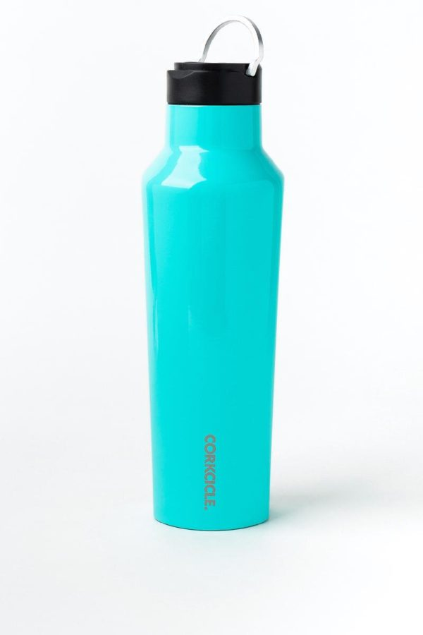 sport canteen TURQUOISE